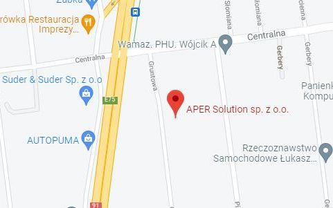 aper solution mapa